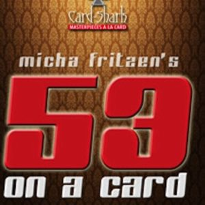 53 On One Card