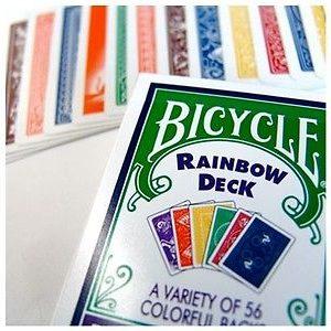 BicycleRainbowDeck