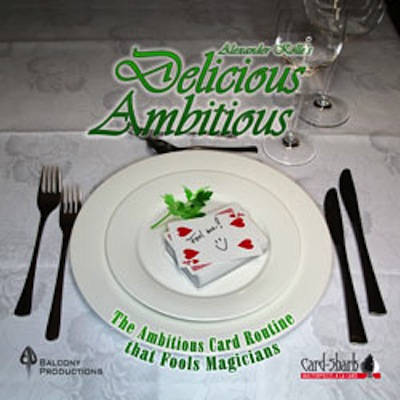 Delicious Ambitious (W/Dvd)