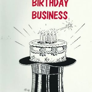 Happy Birthday Business