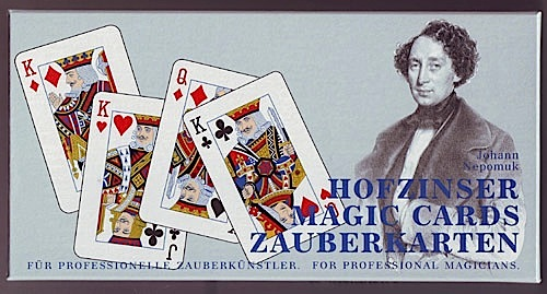 Hofziner 3 Deck Card Kit