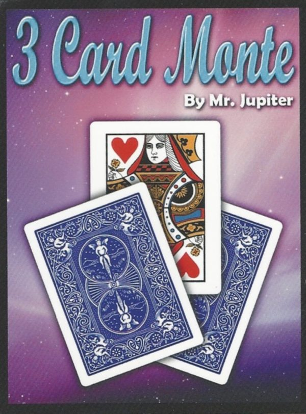 Three Card Monte (Jupiter)
