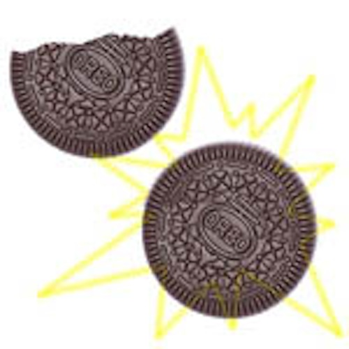 Magic Oreo Cookie