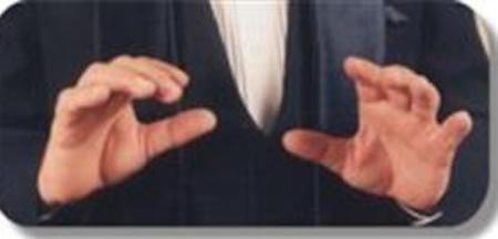 Thumb tip flame