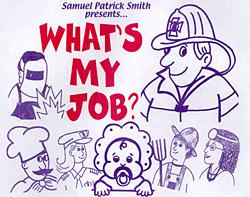 What'S My Job (Pocket)