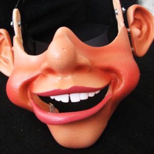 Vent Headset Mask