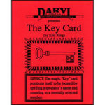 The Key Card  (Daryl)
