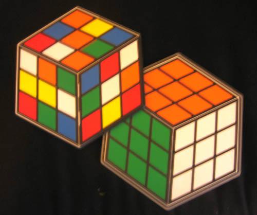 2D Cube