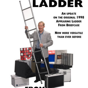 Appearing Ladder from Briefcase
