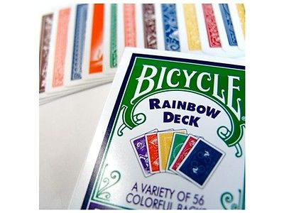BicycleRainbowDeck