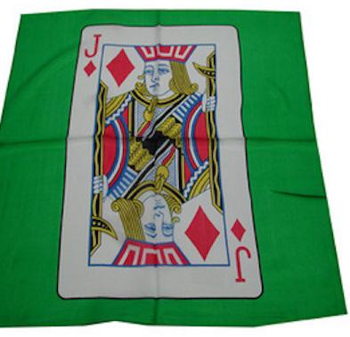 Card Silk (18 Inch)