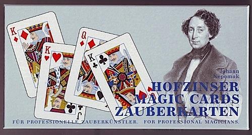 Hofziner 3 Deck Card Kit