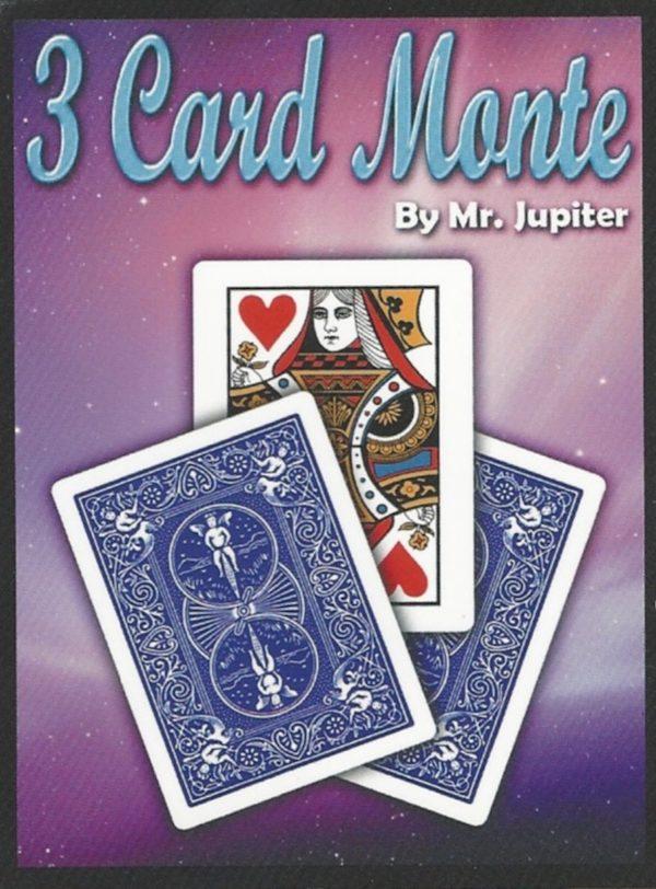 Three Card Monte (Jupiter)