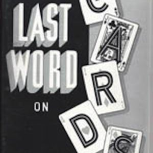 Last Word On Cards
