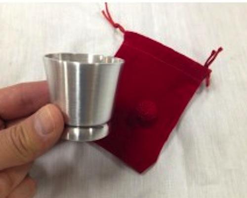 Chop Cup (Pocket Alum)