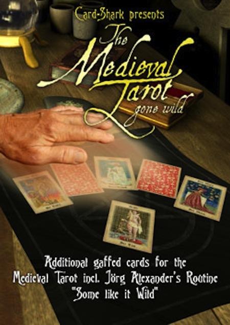 Medieval Tarot Gone Wild