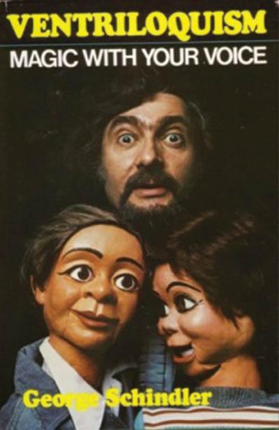 Ventriloqiuism Magic W Voice